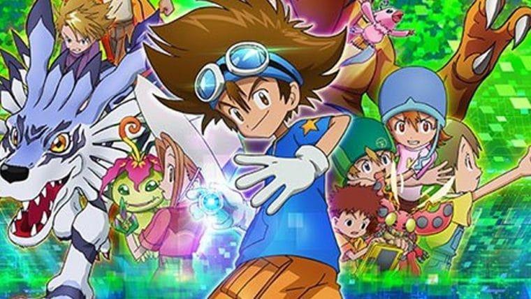 Digimon Adventure: ganha data para voltar à televisão japonesa