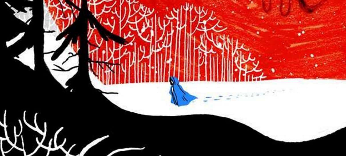 Floresta dos Medos traz contos de fadas macabros em quadrinhos