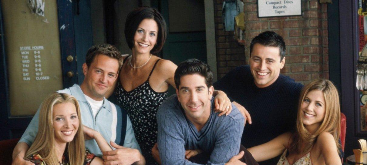Mesmo adiada, reunião de Friends será importante, diz chefe do HBO Max