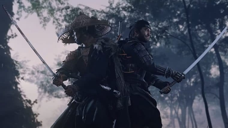 Ghost of Tsushima | Novo trailer japonês apresenta mais gameplay