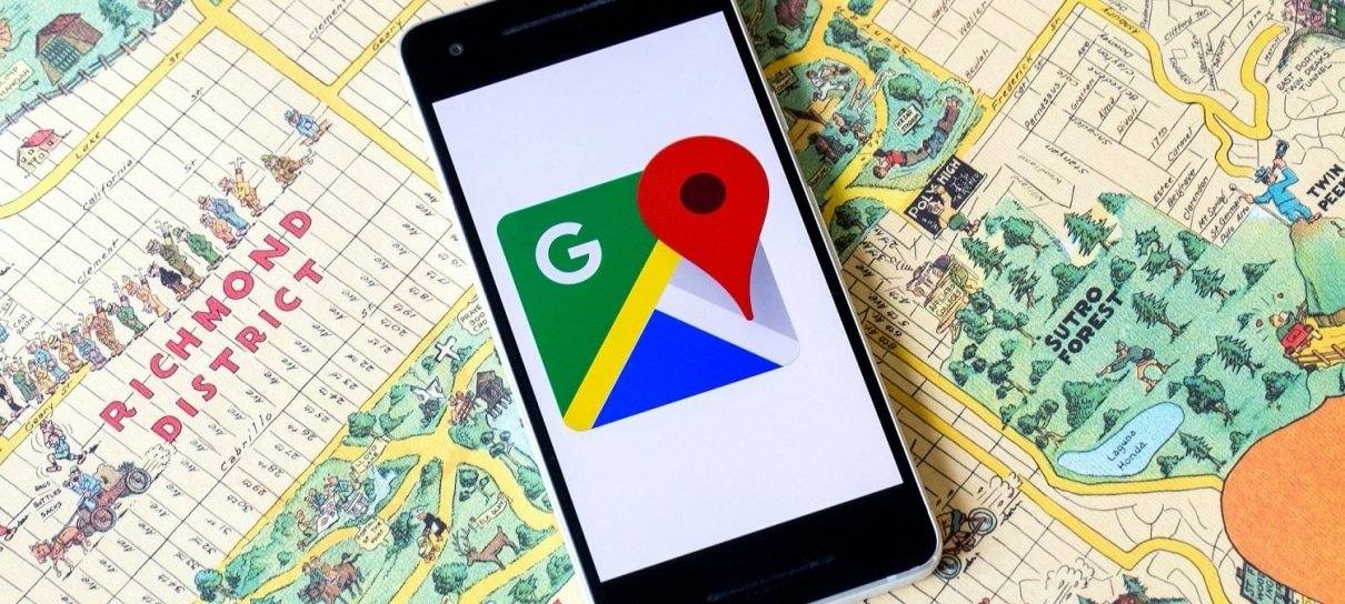 Google Maps adiciona alerta sobre o uso de máscaras no transporte público