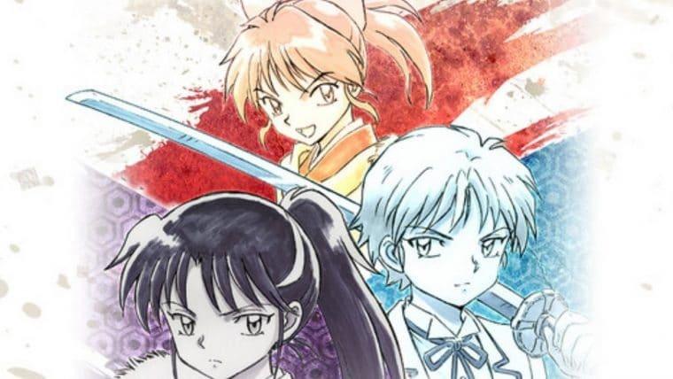 Hanyo no Yashahime | Design de personagens do spin-off de Inuyasha é revelado