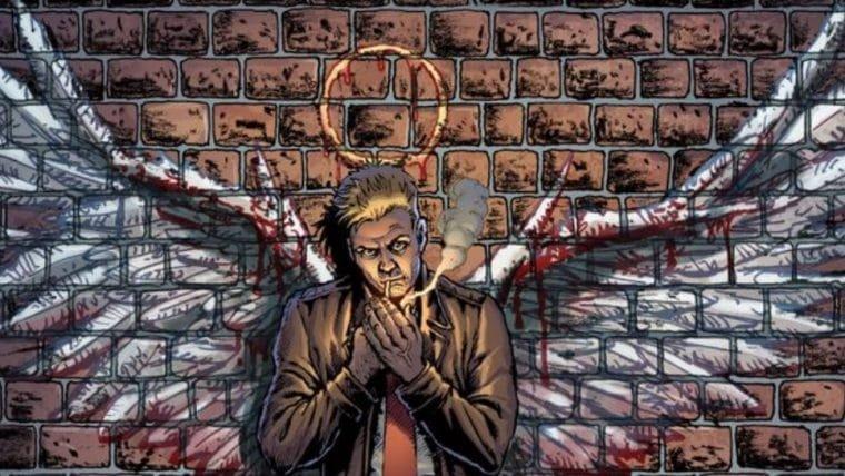 Hellblazer: Rise and Fall | Nova HQ de Constantine é ilustrada por artista de The Boys