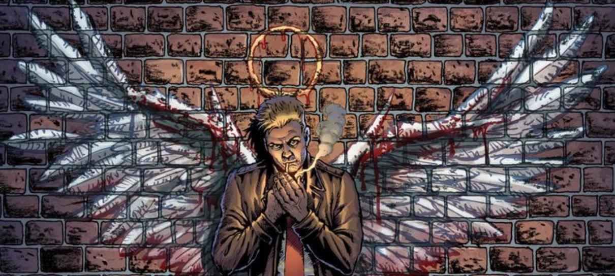 Hellblazer: Rise and Fall   Nova HQ de Constantine é ilustrada por artista de The Boys