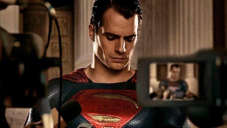 Henry Cavill ainda quer interpretar Superman