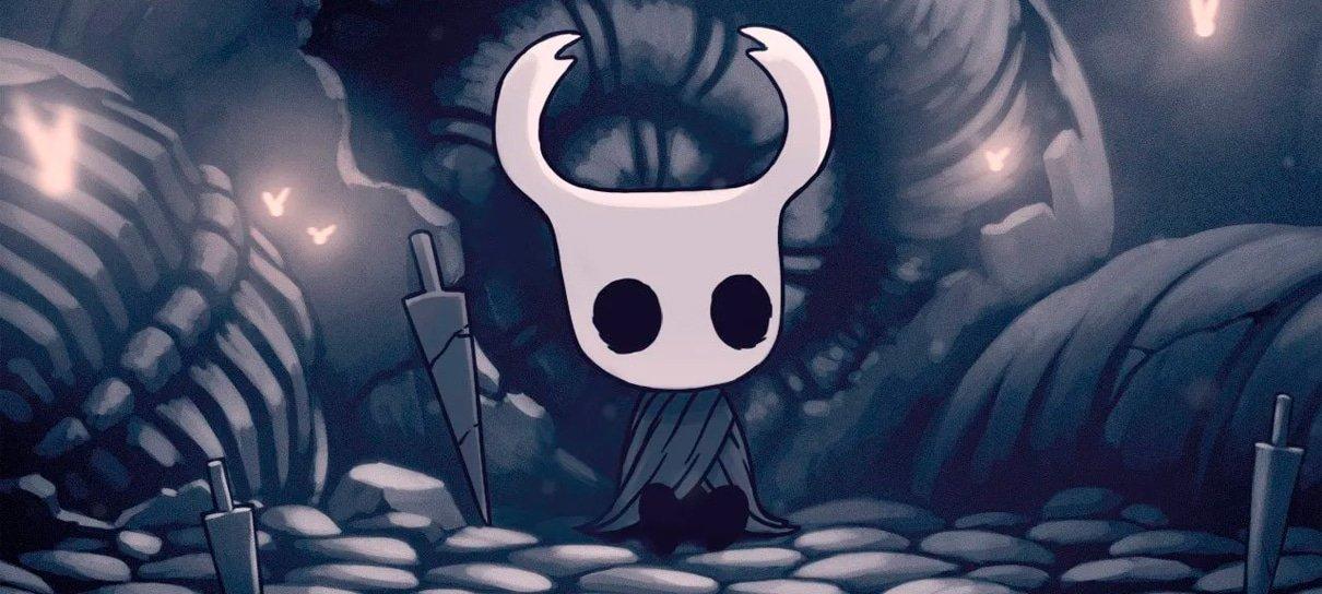 Hollow Knight é um metroidvania poético e sombrio com alma de Souls-like