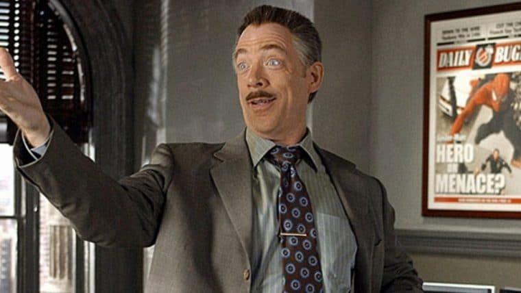 J. K. Simmons revela que já gravou a próxima aparição de J. Jonah Jameson