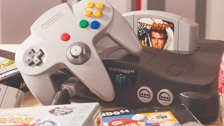 Jogador descobre que todos os jogos de Nintendo 64 caberiam em um cartucho do Switch