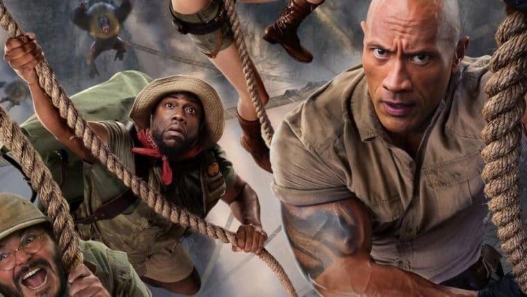 Jumanji: Próxima Fase lidera as bilheterias dos cinemas drive-in brasileiros