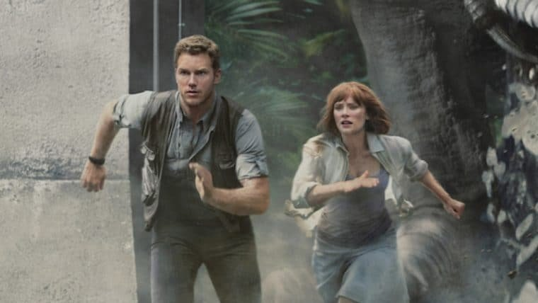 Jurassic World: Dominon será o primeiro grande filme a retomar filmagens no Reino Unido