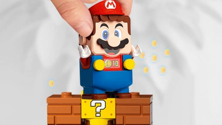 LEGO Super Mario tem novos conjuntos revelados