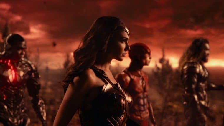 Snyder Cut de Liga da Justiça não terá o céu vermelho