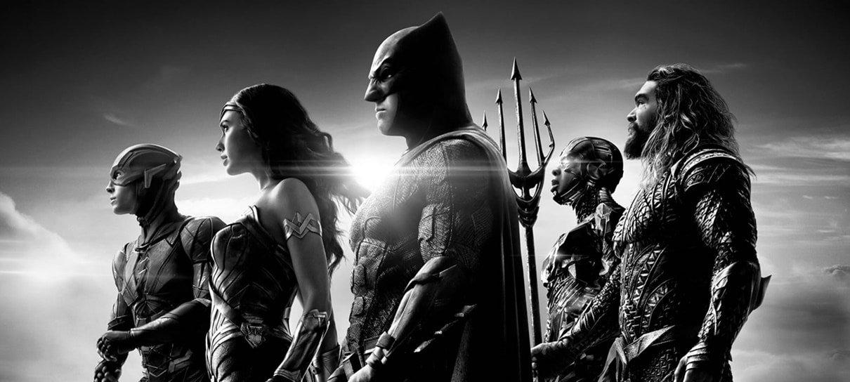 Liga da Justiça | Chefe da HBO Max diz que Snyder Cut é uma vitória do consumidor