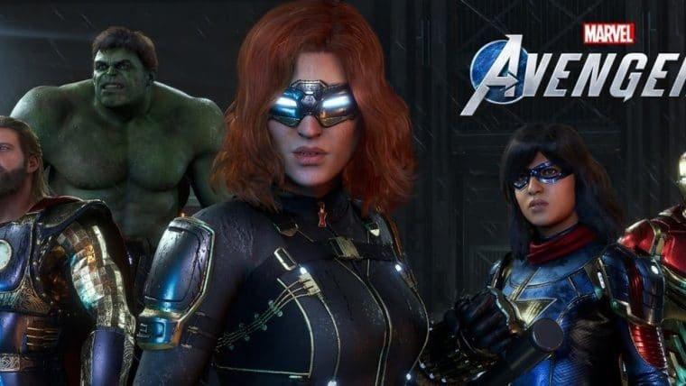 Marvel's Avengers | Assista à transmissão com novidades do jogo aqui