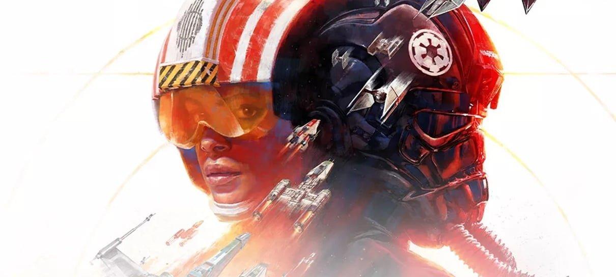 Star Wars Squadrons, novo jogo da franquia, é oficializado pela EA [Atualizado]