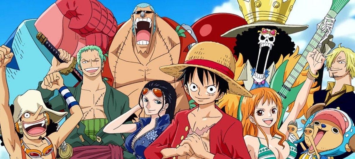 Série live-action de One Piece, produzida pela Netflix, começará a ser gravada em agosto