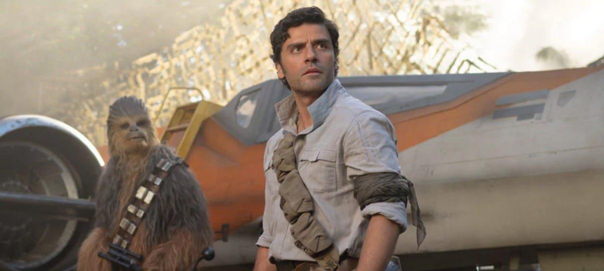 Oscar Isaac só faria mais um Star Wars caso