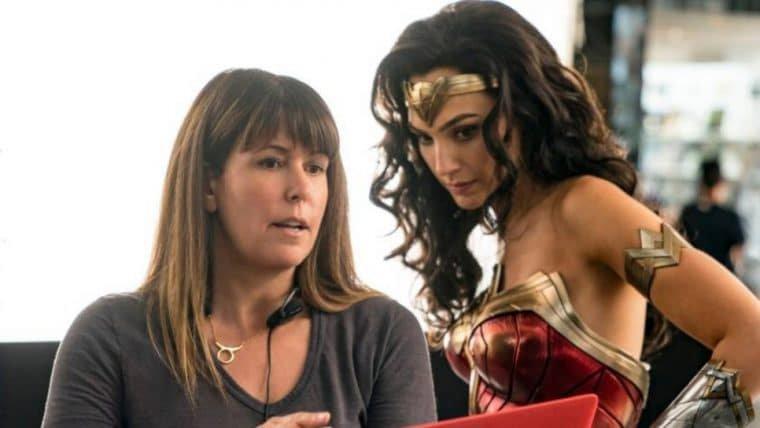 Patty Jenkins, de Mulher-Maravilha, recusou dirigir Liga da Justiça