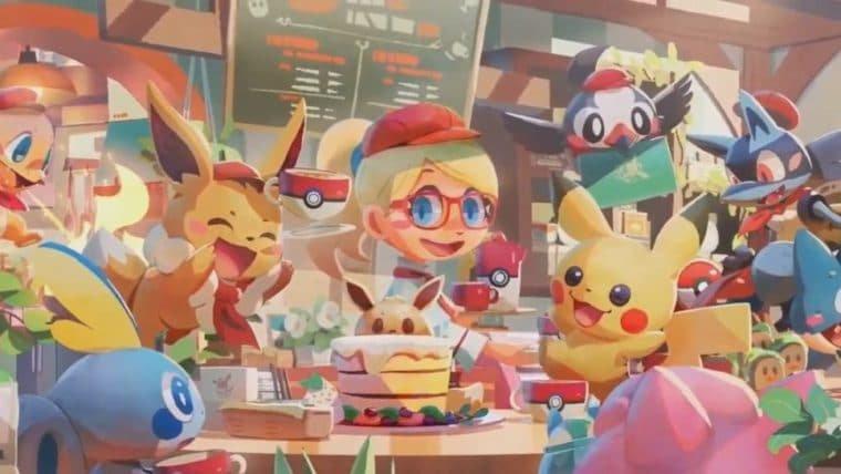 Pokémon Café Mix é um puzzle fofinho para Nintendo Switch e mobile