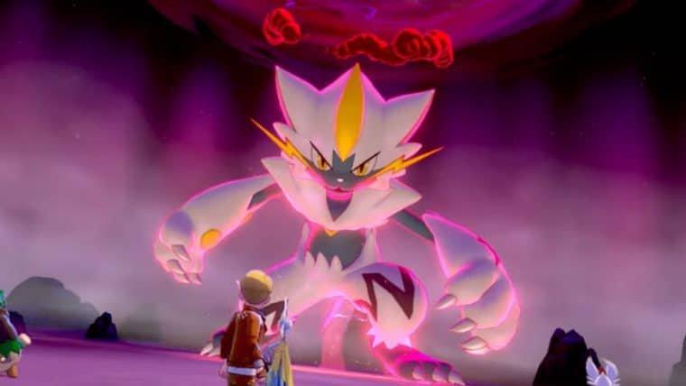 Zeraora está disponível em Max Raids de Pokémon Sword & Shield