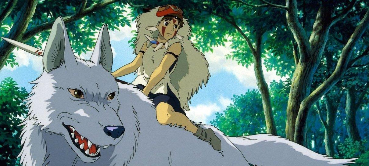 Hayao Miyazaki foi ameaçado por Harvey Weinstein por causa de Princesa Mononoke