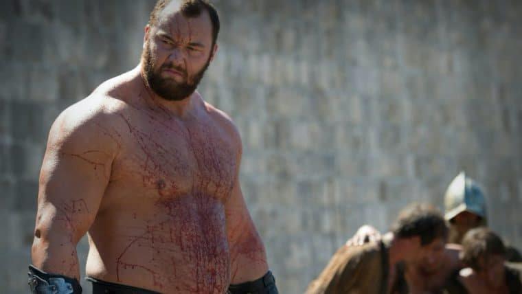 Hafthor Bjornsson, o Montanha de Game of Thrones, terá reality show próprio