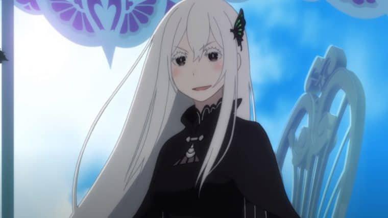 Re:Zero   Segunda temporada ganha trailer mostrando novos personagens