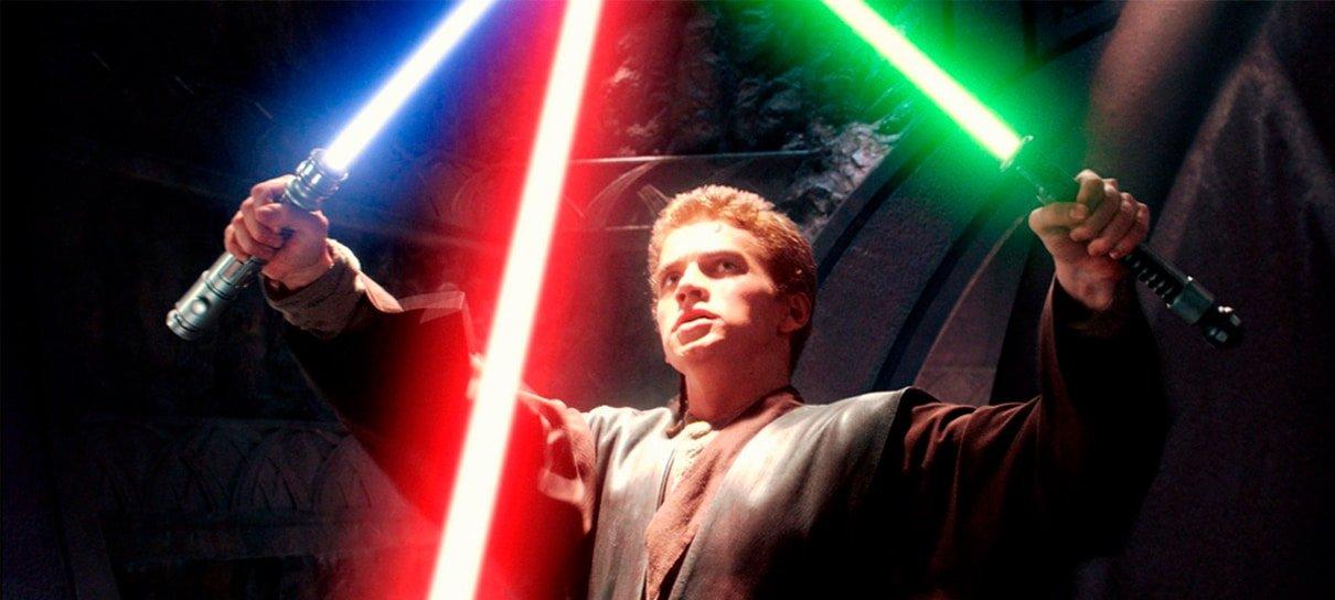 Rian Johnson, diretor de Os Últimos Jedi, defende a trilogia prequel de Star Wars