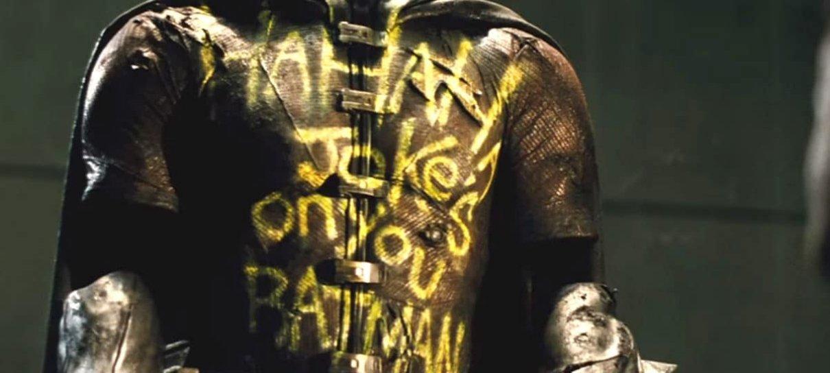 Zack Snyder afirma que há uma dica sobre a morte de Robin em Liga da Justiça