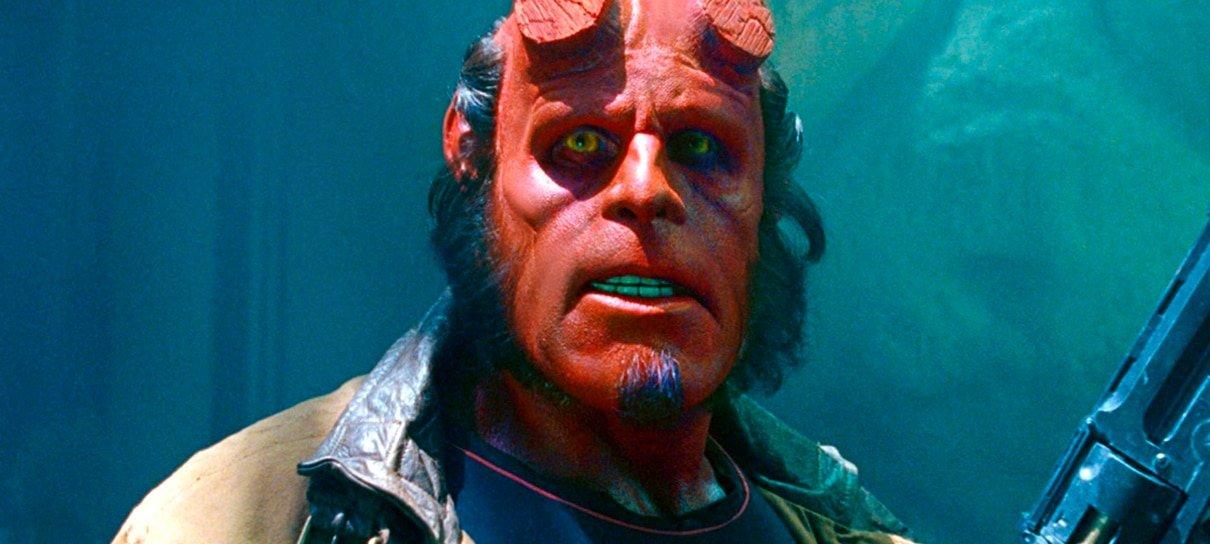 Ron Perlman explica por que se recusou a participar de reboot de Hellboy