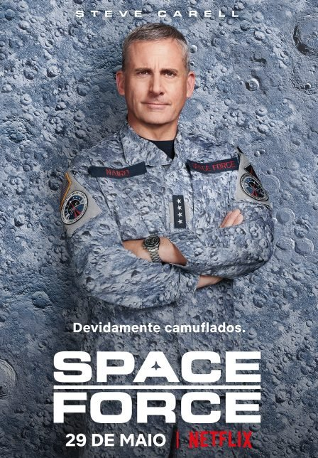 Space Force | Crítica