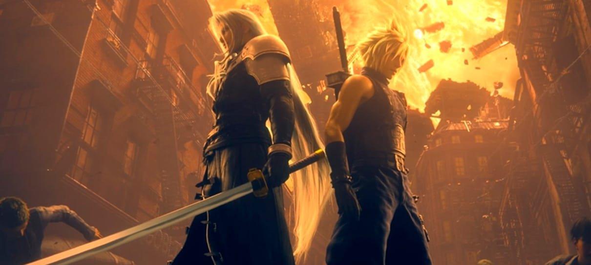 Square Enix anunciará jogos inéditos em julho e agosto