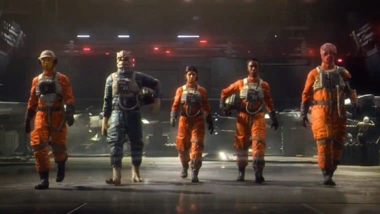 Star Wars: Squadrons ganha novo trailer com gameplay