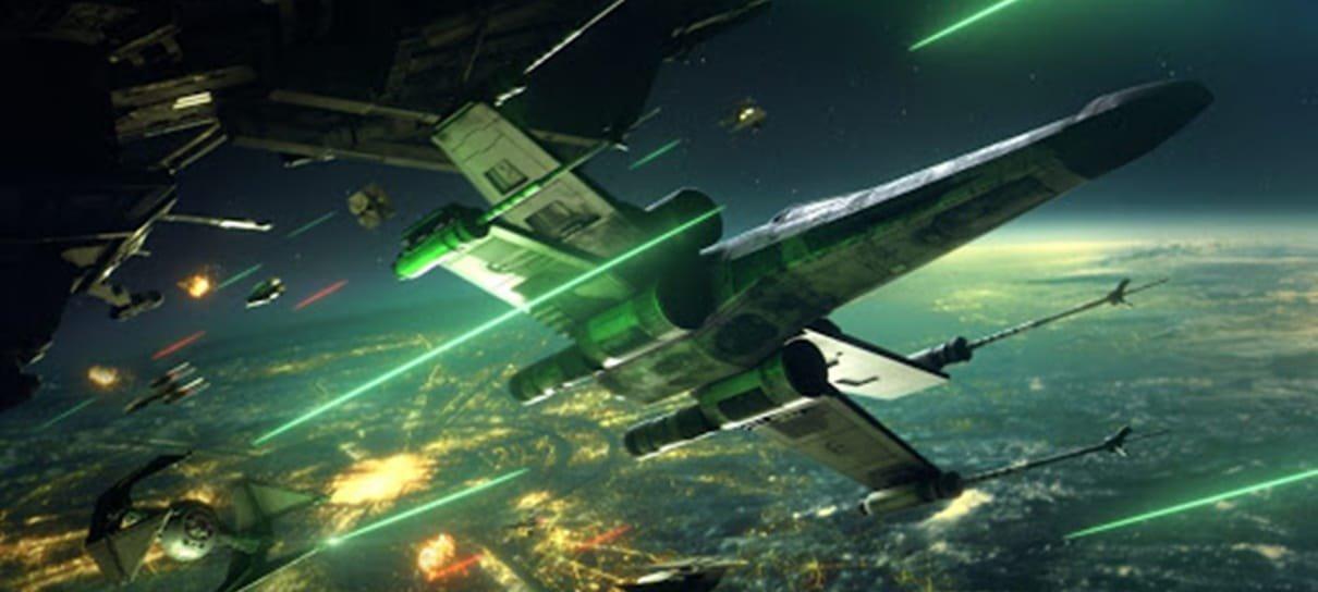 Star Wars: Squadrons terá uma campanha single-player e vários modos multiplayer