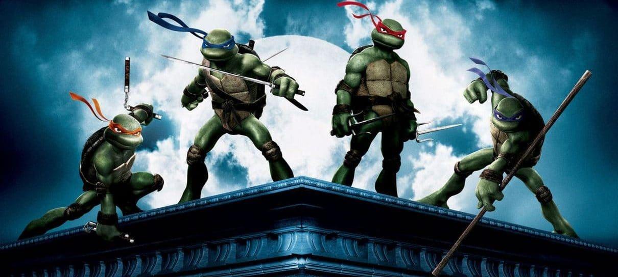 As Tartarugas Ninja terá reboot produzido por Seth Rogen