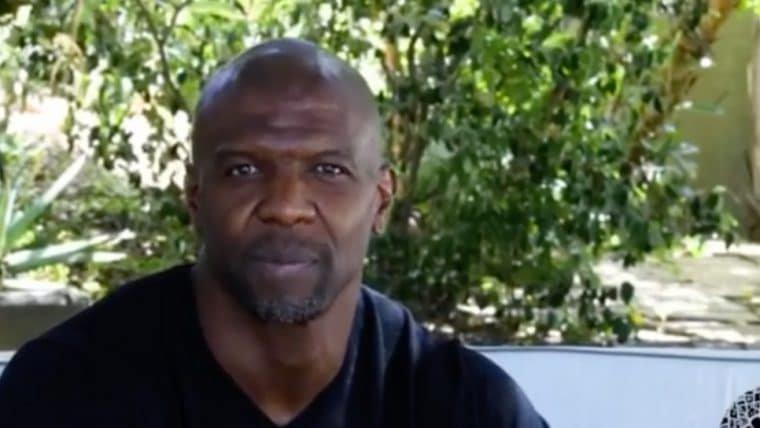 Terry Crews grava vídeo em apoio à luta contra o racismo e violência policial no Brasil