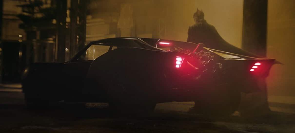 The Batman | Modelo conceitual do novo Batmóvel revela detalhes do veículo