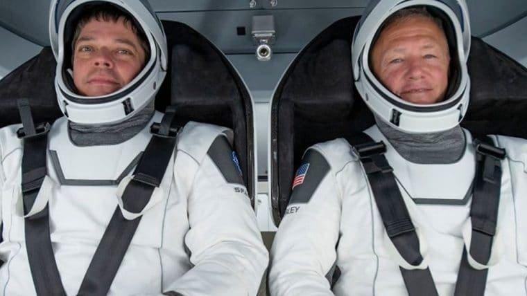 Traje espacial da SpaceX foi criado por figurinista da Marvel e da DC