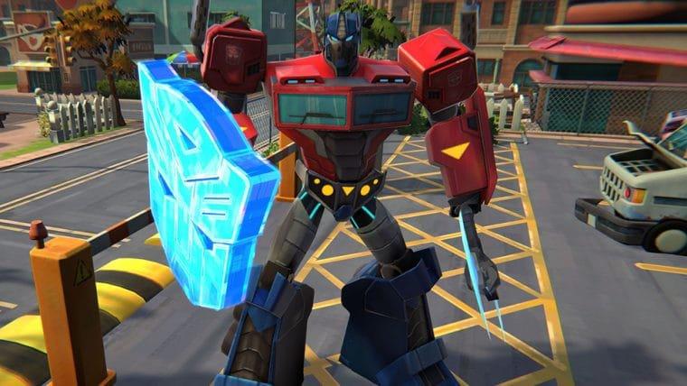 Transformers: Battlegrounds terá multiplayer local e sai ainda em 2020