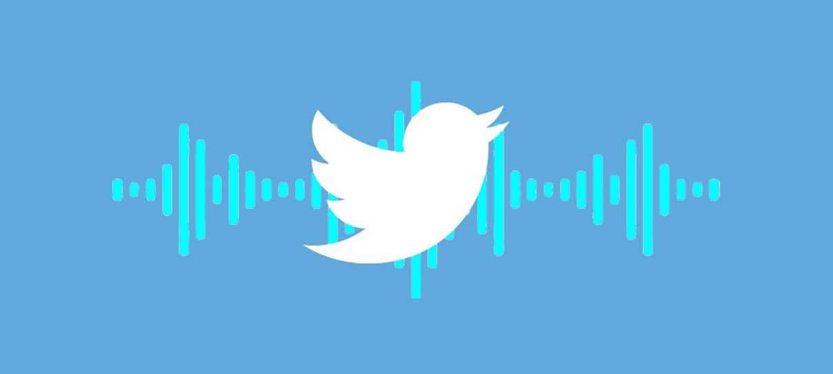 Twitter vai permitir gravar áudios e enviar como Tweets
