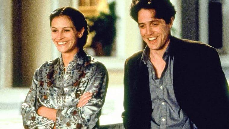 Um Lugar Chamado Notting Hill é comédia romântica atemporal com o melhor dos anos 90