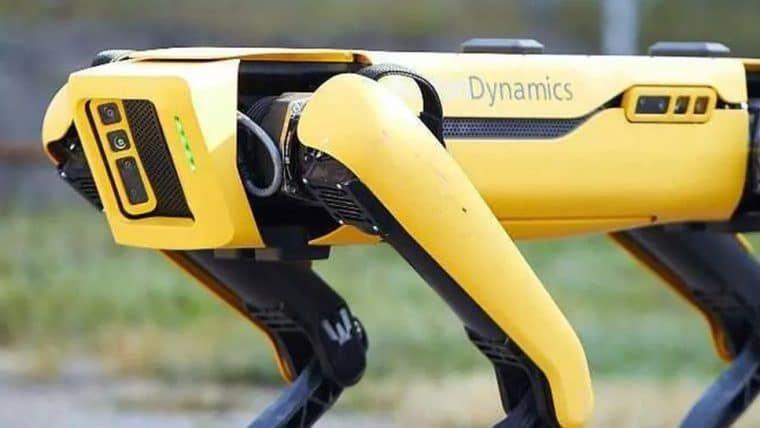 Você pode ter seu próprio robô da Boston Dynamics por apenas US$ 74.500