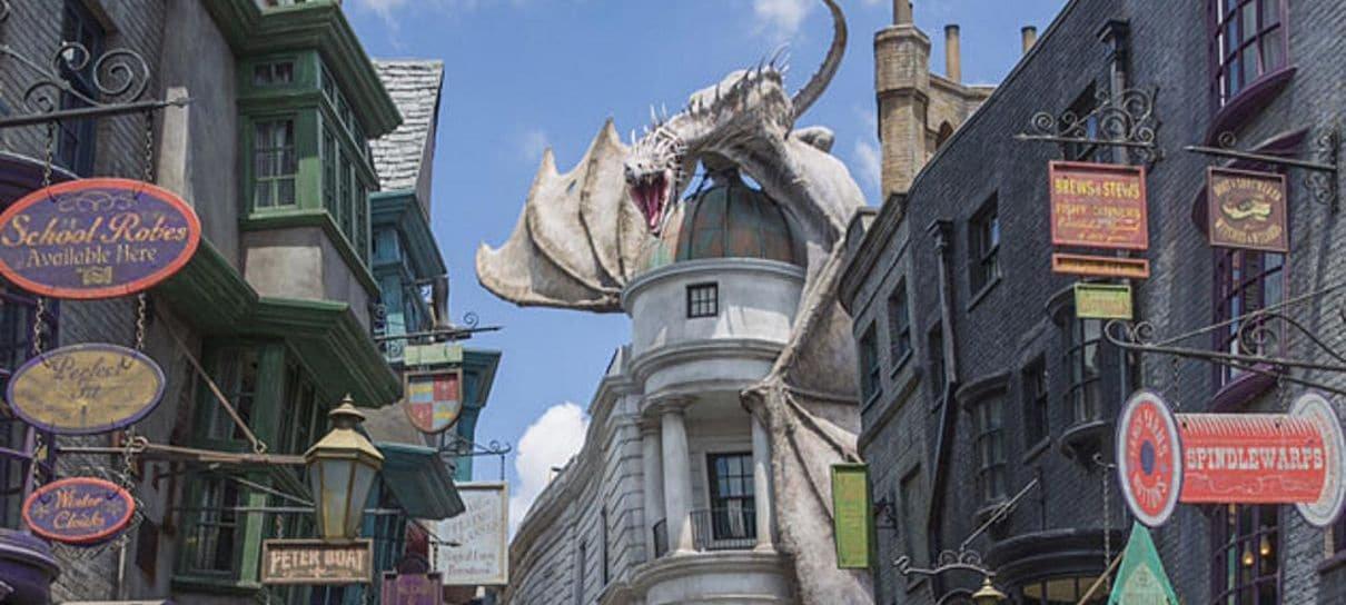 Warner Bros. e Parques da Universal respondem sobre declarações de J.K. Rowling