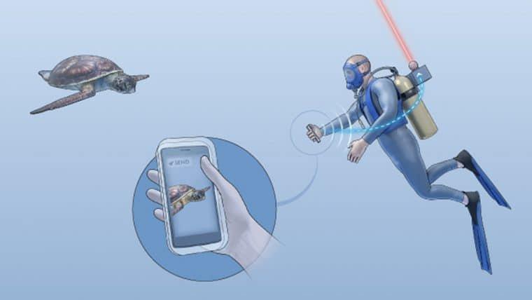 Cientistas conseguiram fazer internet WiFi funcionar embaixo d'água