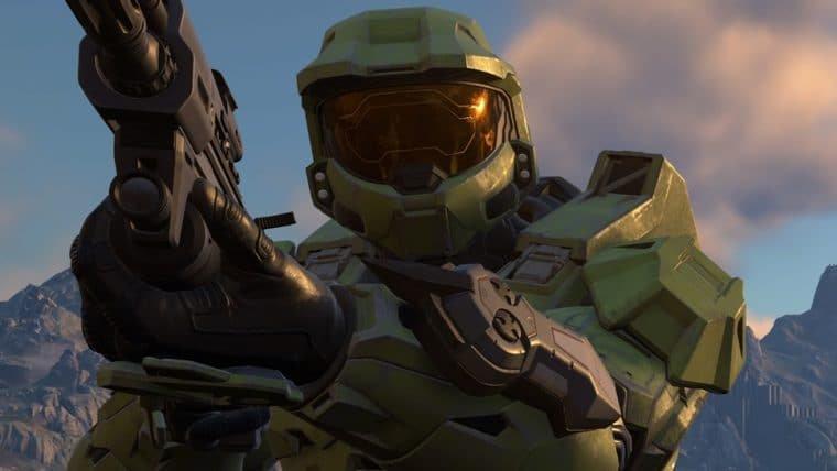 343 Industries divulga imagens em 4K de Halo Infinite