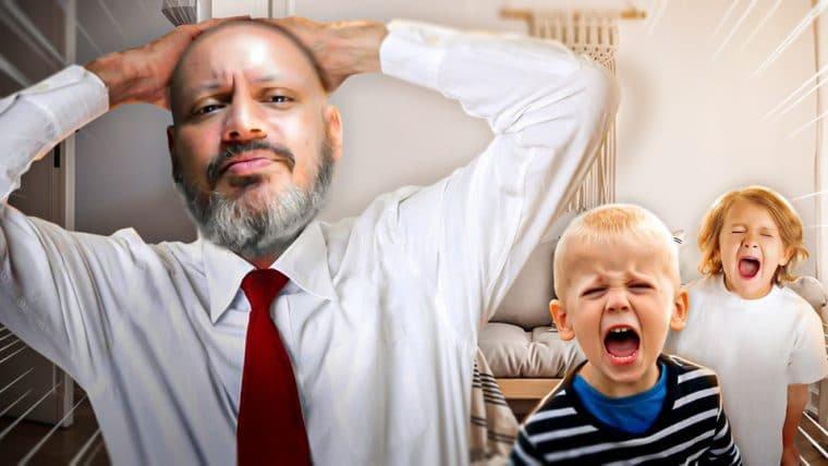 Controle os seus filhos