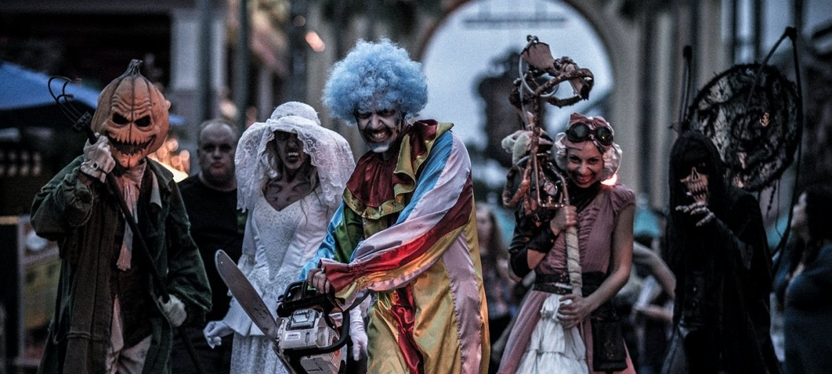 Universal Studios cancela Halloween Horror Nights 2020 por causa do coronavírus