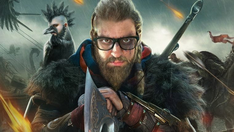 Assassin's Creed Valhalla - Fúria Viking
