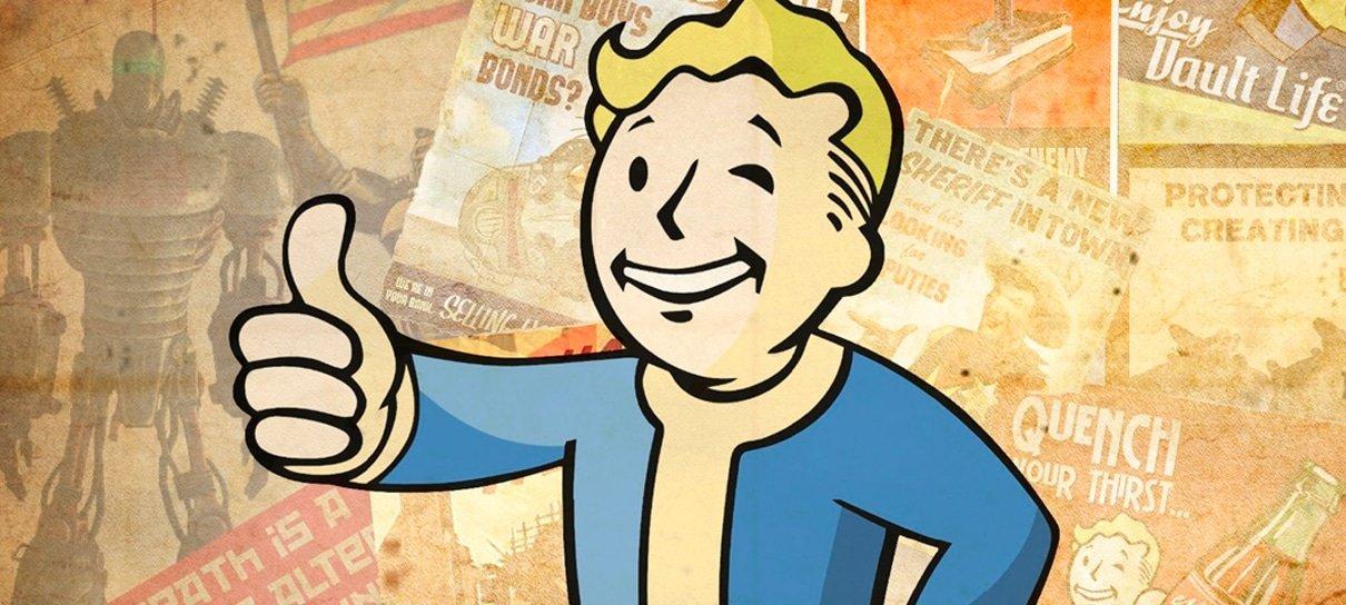 Amazon anuncia série de TV inspirada em Fallout - NerdBunker