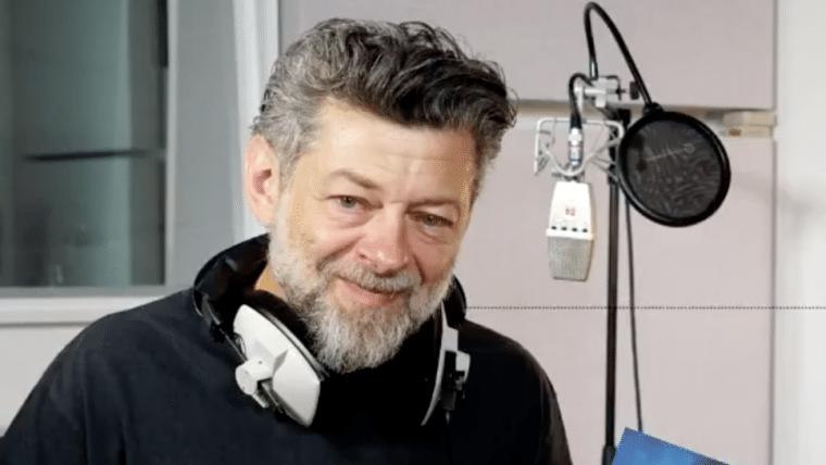 Andy Serkis vai narrar O Hobbit mais uma vez em novo audiolivro